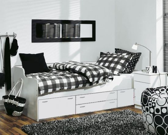Halstead Cabin Bed